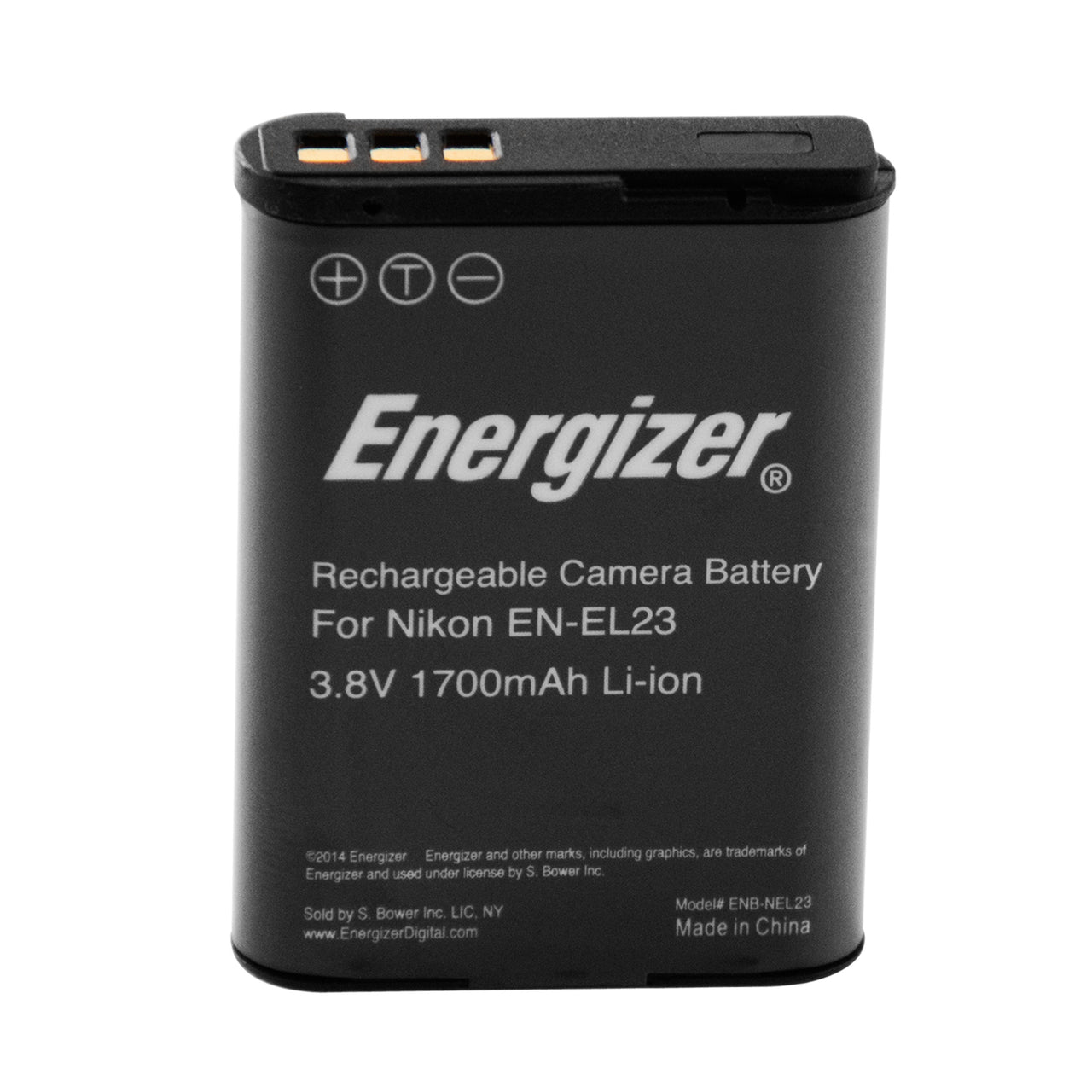 Energizer® ENB-NEL23 Digital Replacement Battery for Nikon EN-EL23