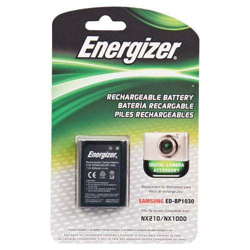 Energizer® ENB-SG1030 Digital Replacement Battery for Samsung ED-BP1030
