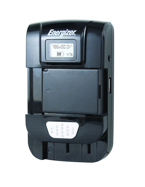 Energizer® Multi-Fit LCD Camera Battery Charger