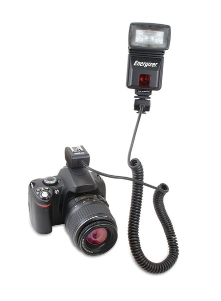 Energizer® Multi-Fit TTL Flash Cord