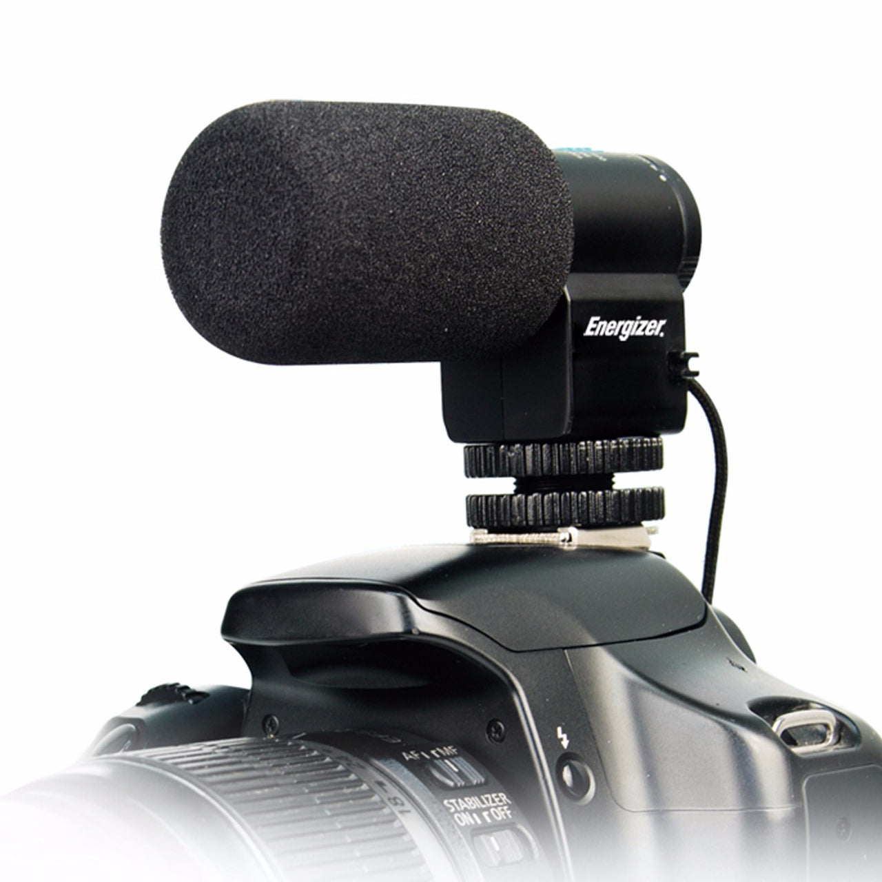 Energizer® DSLR/Video Microphone
