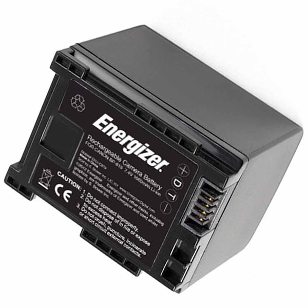 Energizer® ENV-C819 Digital Replacement Battery for Canon BP-819