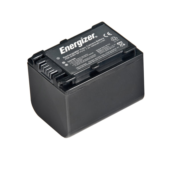 Energizer® ENV-SFV70 Digital Replacement Battery for Sony NP-FV70