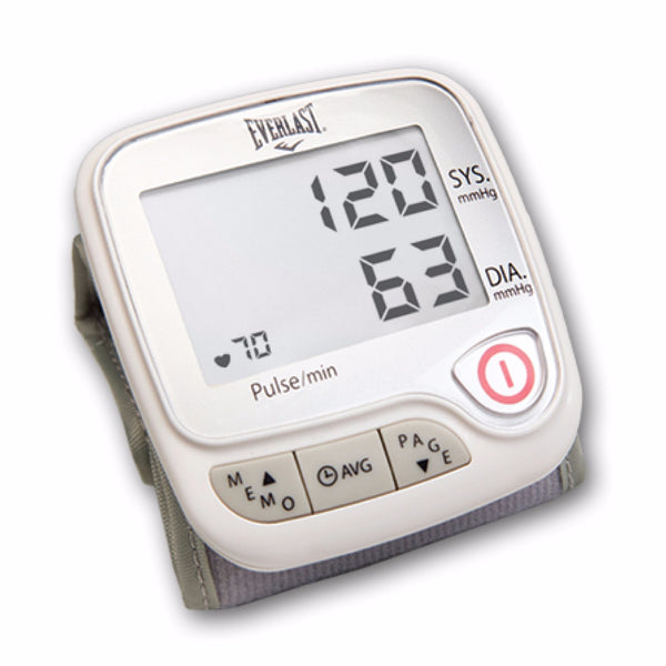 Everlast Blood Pressure Monitors - Wrist or Arm