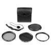 5-Piece Digital Video Filter Kit for SLR Cameras