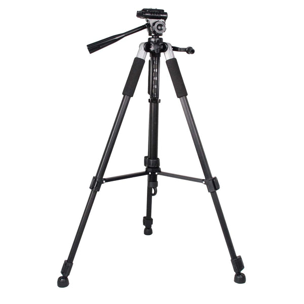 Bower Pro Heavy Duty Series 3-Section Tripod
