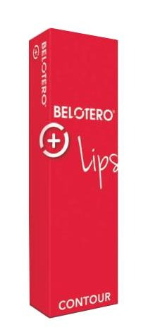 BELOTERO lips contour - 1 sir 0,6 m