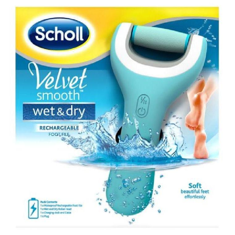 Scholl Velvet Smooth - Wet and Dry