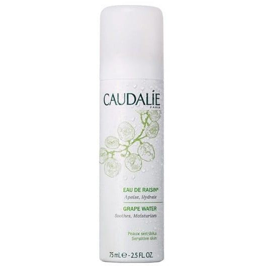 Caudalie Eau de Raisin Bio, Spray Lenitivo e Idratante, 75 ml