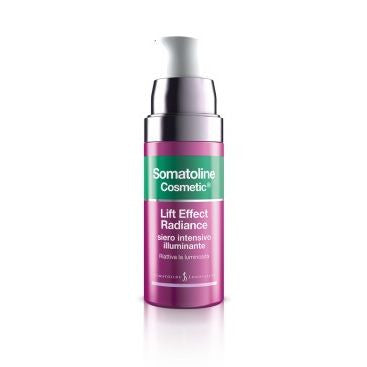 Somatoline Cosmetics Lift Effect Radiance Siero Illuminante Anti-Age 30ml