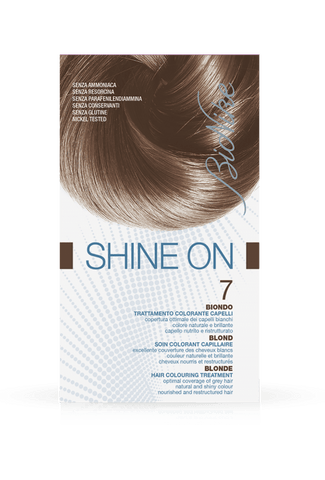 BioNike SHINE ON COL CAP BIO7