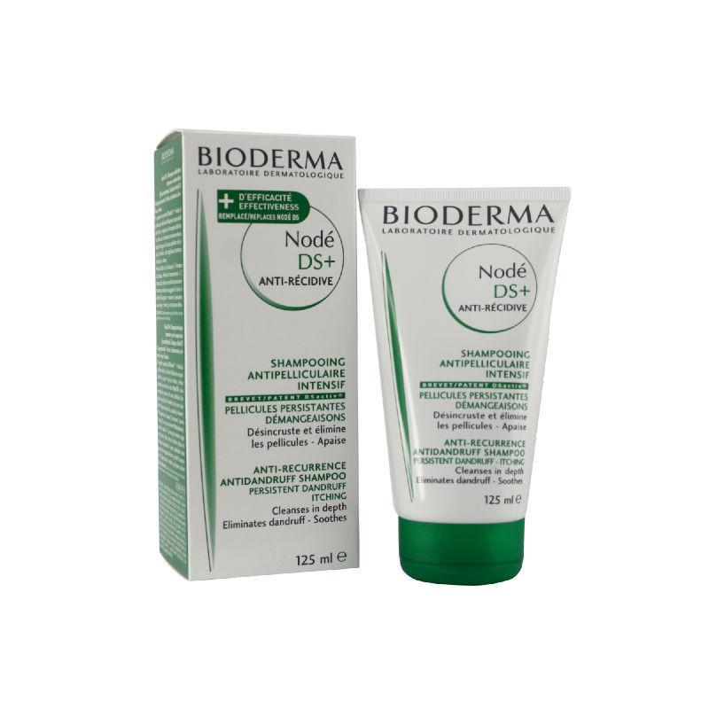 BIODERMA Nodé DS+ Shampoo Anti-Recidivante 125ml