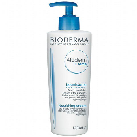 Bioderma Atoderm Crema Nutriente 500 ml