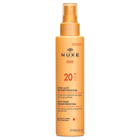 NUXE SUN - Latte Spray spf 20 150 ml