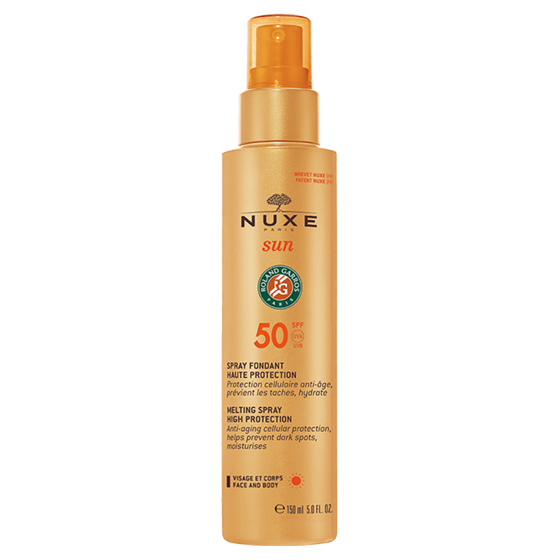NUXE SUN - Spray fondant Latte Spray spf 50 150ml