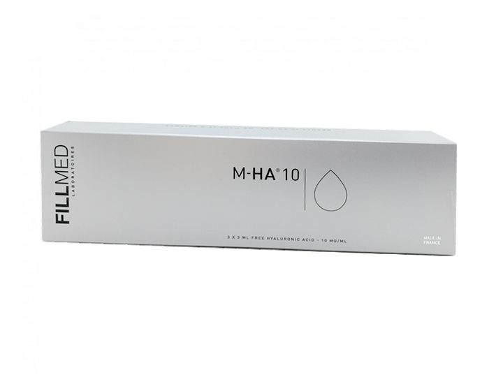 Fillmed M HA 10 - KIT 3 flaconi da 3ml