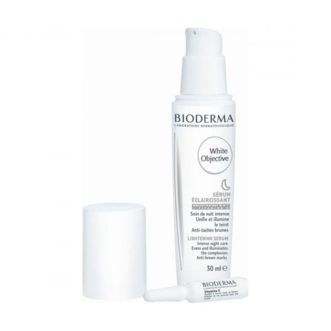 Bioderma White Objective Serum Trattamento notte Anti macchie 30 ml