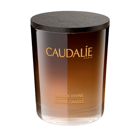 Caudalie Collection Divine Bougie Divine, Candela Profumata, 150g
