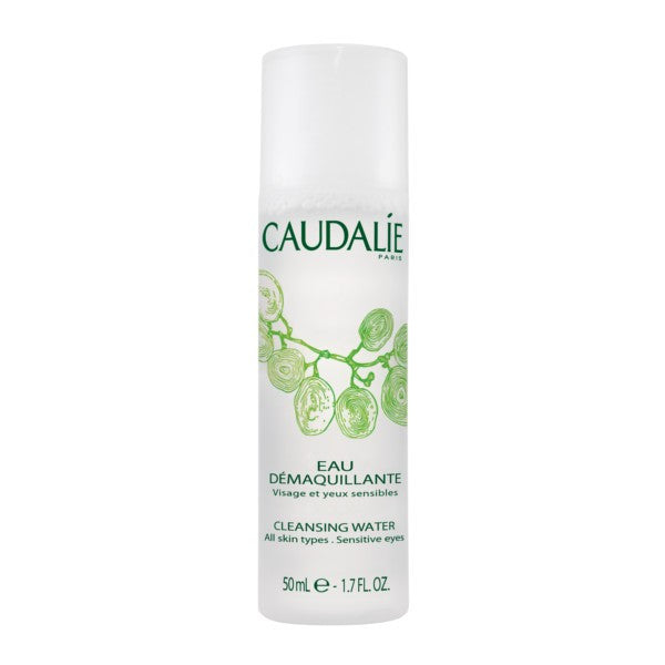 CAUDALIE BEAUTY TO GO Eau Micellaire Démaquillante, Acqua Micellare Struccante, 200 ml