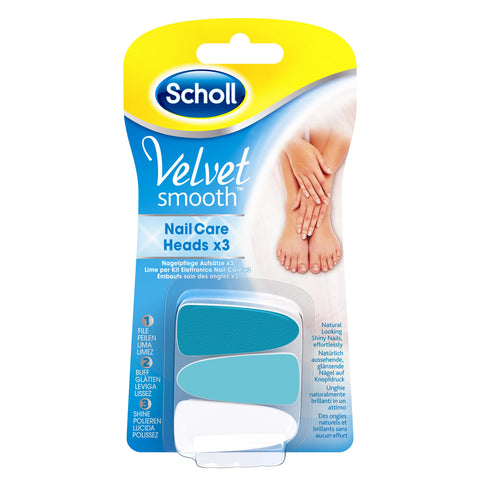 Velvet Smooth - Nail Care Ricambi x 3