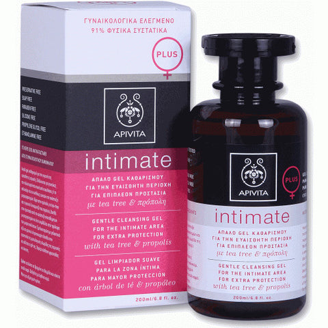 Apivita Intimate Plus - 200ml