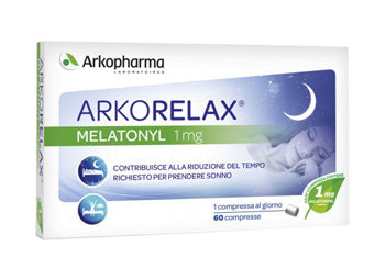 Arkorelax Melatonyl 1 mg 60  cpr