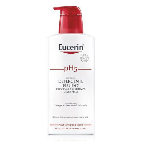 Eucerin Detergente Fluido ph5 400 ml