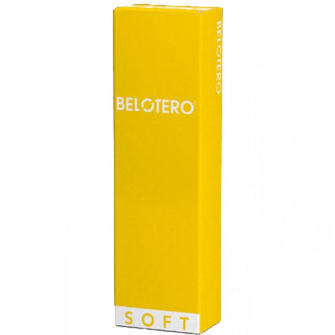 BELOTERO SOFT 20 mg/ml di Ha cross-linkato - Belotero