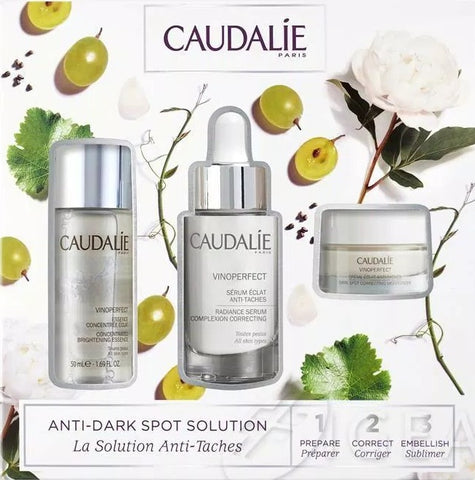 Caudalie Vinoperfect Rituale Antimacchia