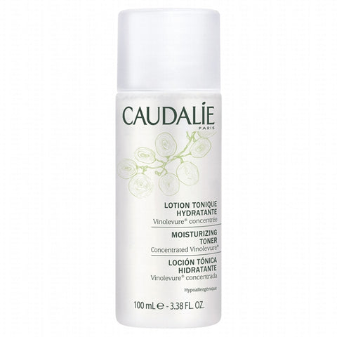 CAUDALIE BEAUTY TO GO Lotion Tonique Hydratante, Lozione Tonica Idratante, 100ml
