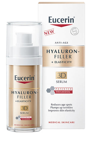 Eucerin Hyaluron Filler + Elasticy 3D Serum