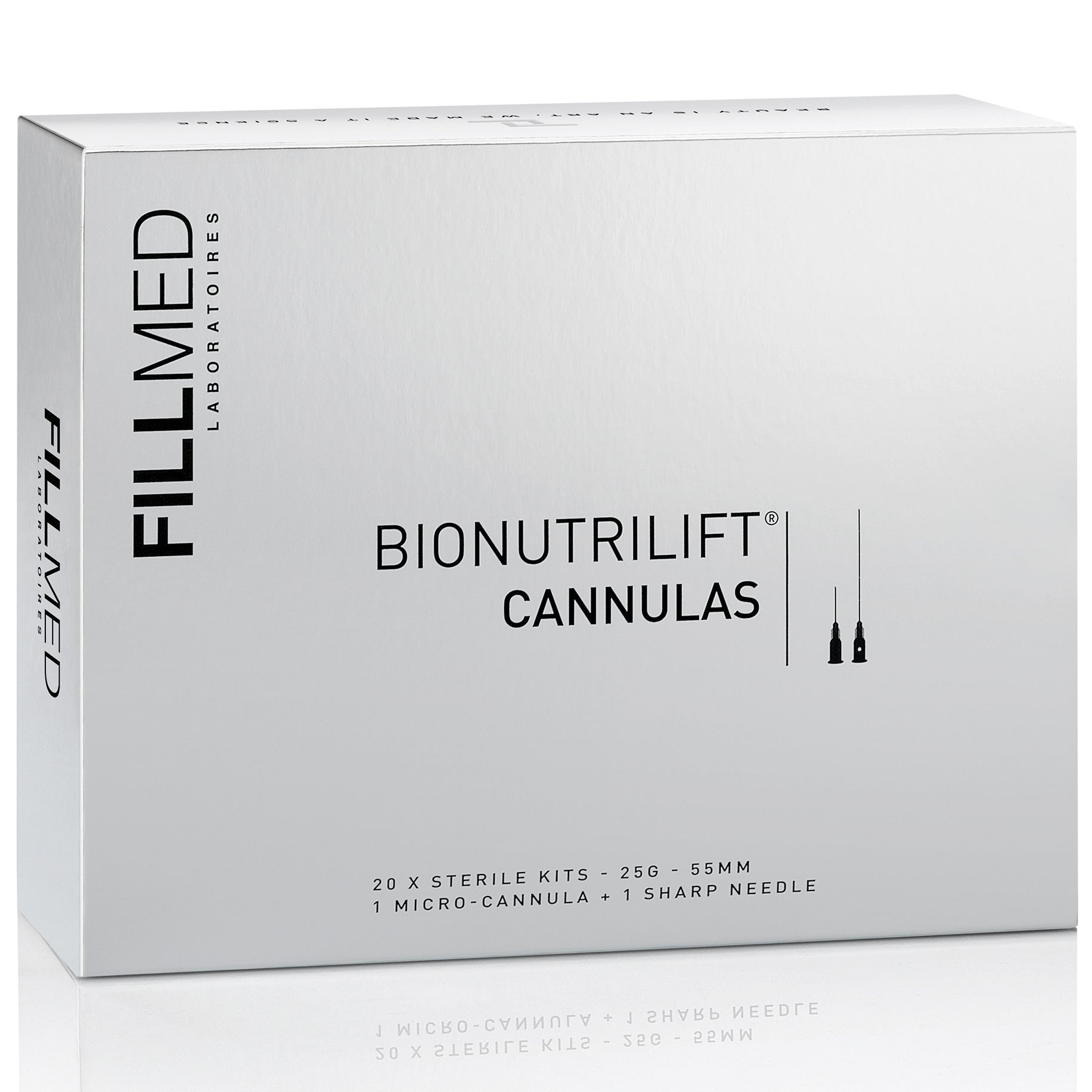 Fillmed Bionutrilift Cannulas