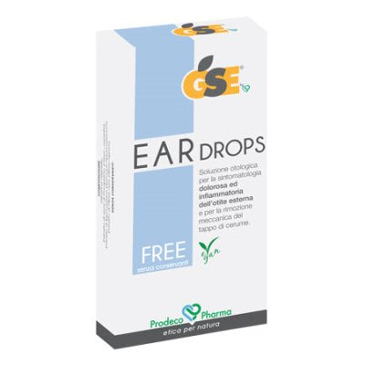 GSE Ear Drops Free 10 pippette