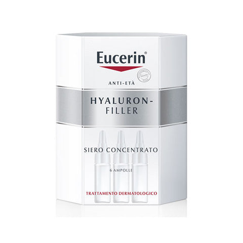 Eucerin Hyaluron-Filler Concentrato 6 Fiale