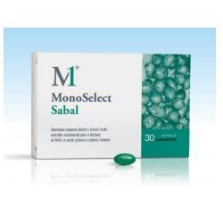 MONOSELECT - Sabal 30 capsule