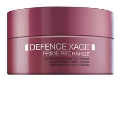 Bionike - Defence Xage Prime Recharge Crema Ridensificante Notte 50ml