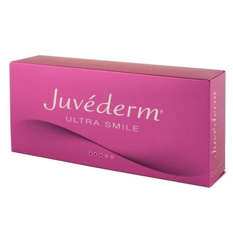 JUVEDERM ULTRA SMILE - 2 SIRINGHE 0,55ML +2AGHI