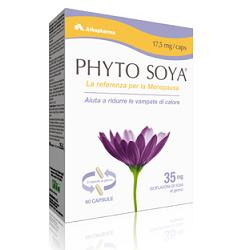 Phyto Soya Isoflavoni di Soia 60 cps