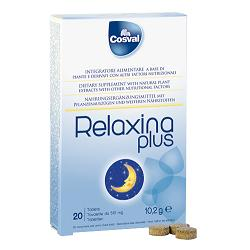 Relaxina Plus 20  cpr