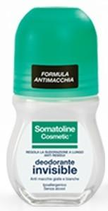 Somatoline Cosmetic Deodorante Invisibile Roll On 50 ml