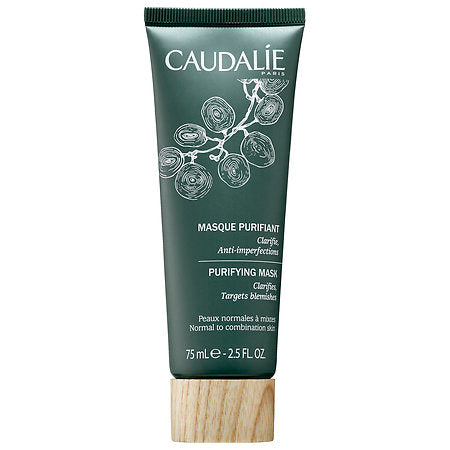 CAUDALIE Masque Purifiant, Maschera Purificante, 75 ml