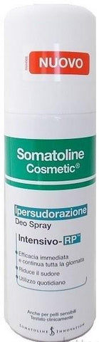 Somatoline Cosmetic Ipersudorazione Deo Spray Intensivo 125 ml