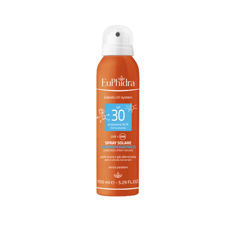 Euphidra SPRAY SOLARE DERMOPEDIATRICO spf 30 150ml