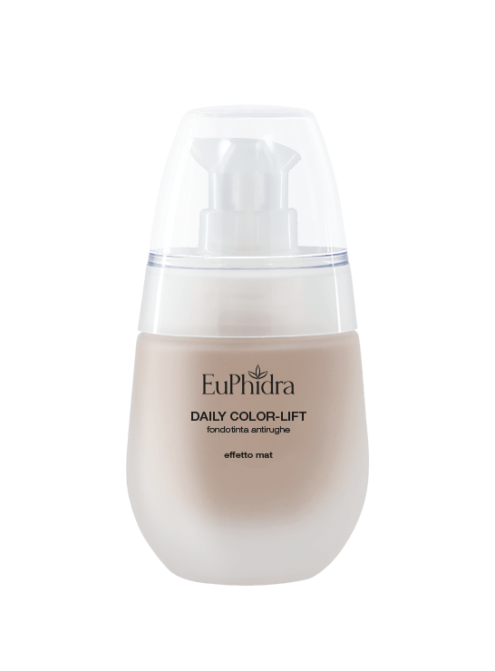 EuPhidra Daily Color-Lift Fondotinta Antirughe NATURALE 30 ml