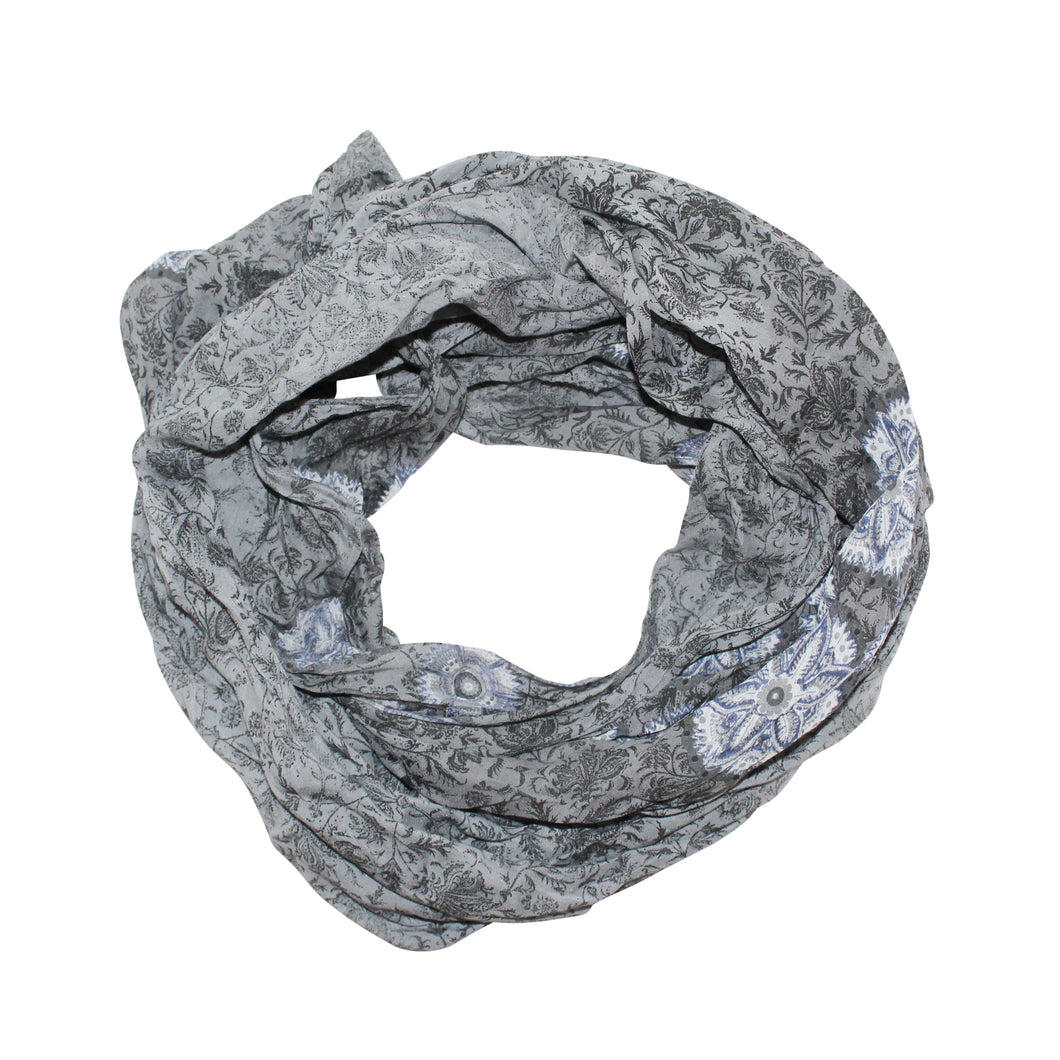 Italian Scarves Collection - Grey