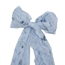 Bali Scarves - Light Blue