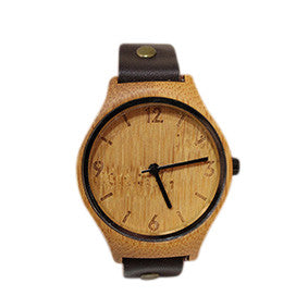 Bamboo Revolution Single Strap - Brown