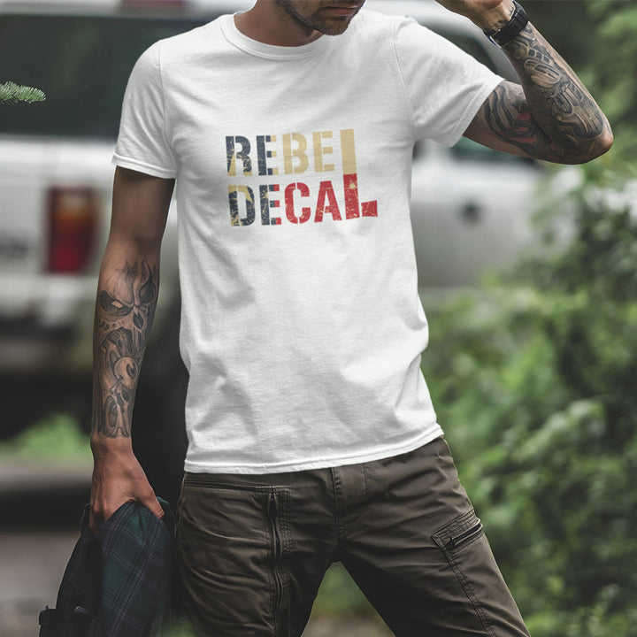 Rebel Decal T-Shirt