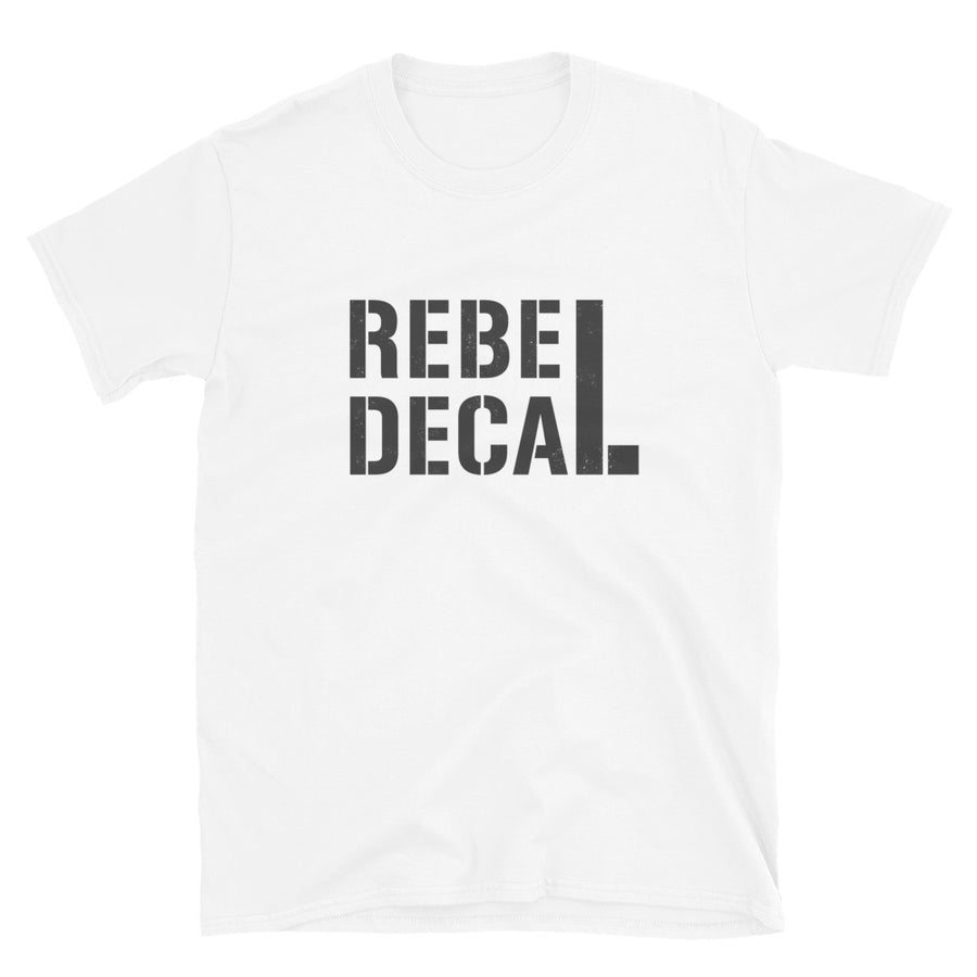 Grunge Rebel Decal T-Shirt