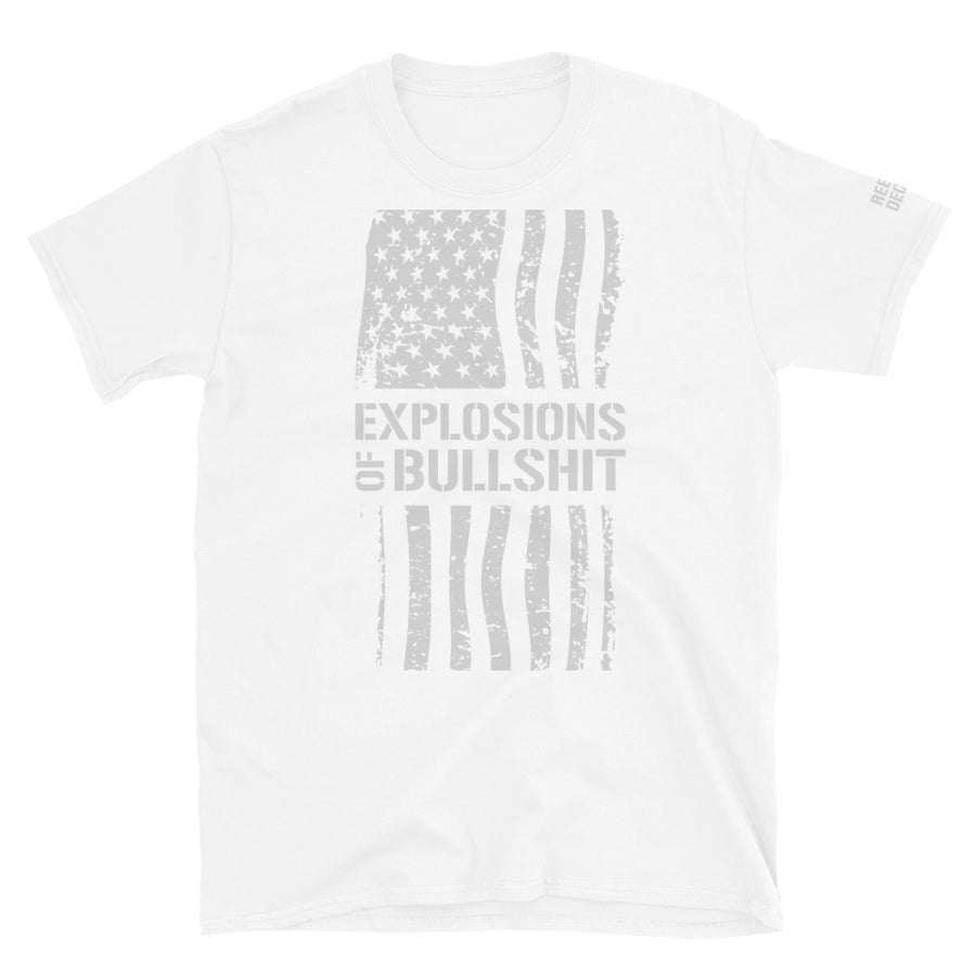 Explosions of Bullshit Men's T-Shirt